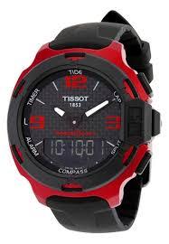 Jam Tangan Tissot jual tissot jam tangan pria tissot t0814209720700 karet hitam