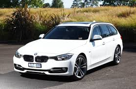 bmw 3 series touring review bmw f31 3 series touring review by caradvice com autoevolution