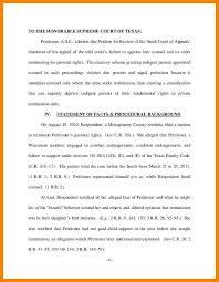 petition template pdf eliolera com