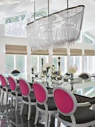 Houzz Dining Chairs Enchanting Pink Dining Chair With Pink Dining Chairs Houzz Pink