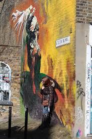 native american indian genevieve print and pattern street art on club row genevieve blog