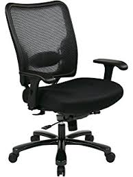 amazon com hon big and tall executive chair mesh office chair