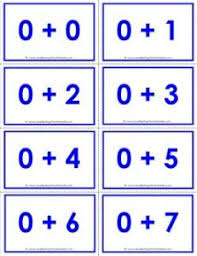 printable addition flash cards for 0 u0027s kindergarten addition