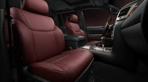 lexus lx car seat lexus lx 570 supercharger special edition announced with 450 bhp