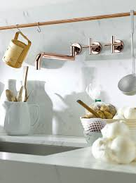 Copper Faucet Kitchen by Cyprum Kitchen Kitchen Fitting Dornbracht