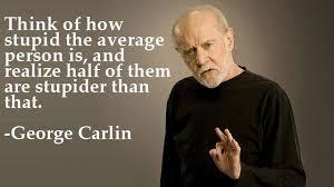 george carlin quotes dump album on imgur