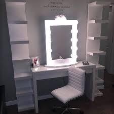 vanity desk with mirror ikea vanity lights ikea wall l vanity with lights around mirror ikea