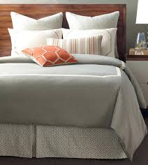 bedding ideas wonderful bed with orange john robshaw bedding and