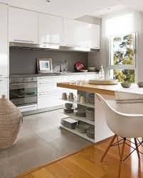 Modern Kitchen Island Table 40 Cool Modern Kitchen Design Ideas For Your Inspiration