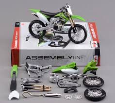 toy motocross bikes aliexpress com buy collectible diecast model 1 12 scale kawasaki