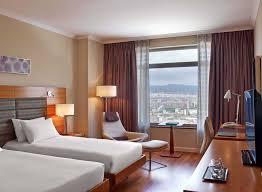 hotel barcelone dans la chambre hôtel diagonal mar barcelona hôtels de plage à barcelone