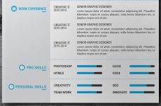 astonishing design resume word template free gorgeous inspiration