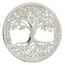 silver tree of coin