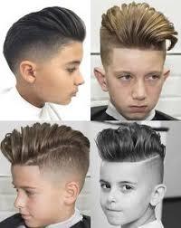 funky toddler boy haircuts boys undercut pinteres
