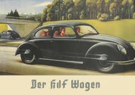 first volkswagen beetle 1938 thesamba com vw archives kdf brochure