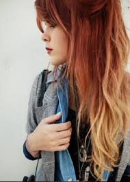 gambar tutorial ombre rambut tutorial ombre rambut hermajestycloset