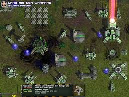 command and conquer android land air sea warfare command and conquer mega units in