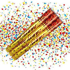 party poppers birthday party popper at rs 25 party poppers id