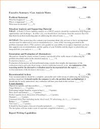 Executive Summary Example Resume Evaluation Officer Sample Resume