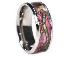 pink camo wedding rings pink camo wedding rings wedding corners