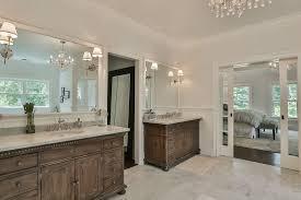 Restoration Hardware Bathroom Cabinet by Traditional Master Bathroom With Undermount Sink U0026 European