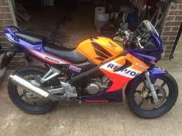 honda cbr bike mileage honda cbr 125 rs 5 2005 learner legal motorbike low mileage in