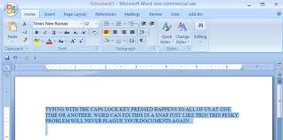 ideas collection capital letter to small in word 2010 with