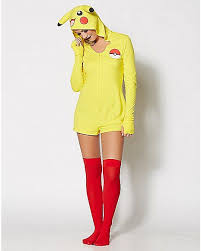 Halloween Costumes Pikachu 20 Pokemon Pajamas Ideas Pokemon Kigurumi