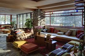 frank lloyd wright home interiors frank lloyd wright colors black design