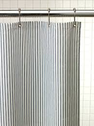 Gray Fabric Shower Curtain Fabric Shower Curtains Cotton