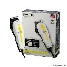 jual alat dan mesin cukur rambut perlengkapan salon jual wahl alat cukur rambut murah bhinneka com