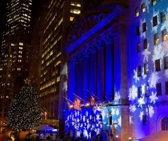 new york stock exchange 93rd annual tree lighting