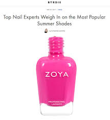 pink nail polish archives zoya blog