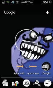 Meme Rage Face - meme rage face apex theme free free download of android version