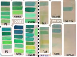 green paint swatches 7 best face paint swatches images on pinterest colour pattern