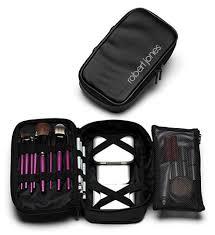 makeup travel bag images Makeup brush box robert jones beauty academy online makeup jpg