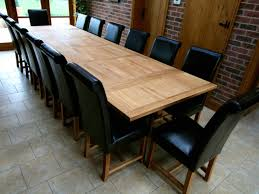 dining room minimalist teak dining table large dining room table