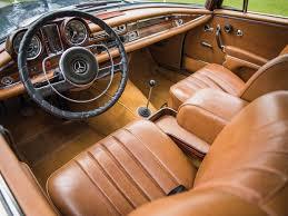 1965 mercedes benz 300 se coupé revivaler