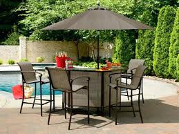 Bar Set Patio Furniture Patio Bar Set Bikepool Co