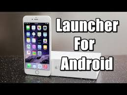 iphone 6 launcher for android trying out iphone 6 launcher for android every feature testing