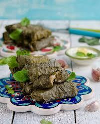 cuisine turque recette dolmas à la turque