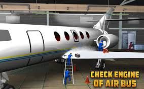 real plane mechanic garage sim android apps on google play