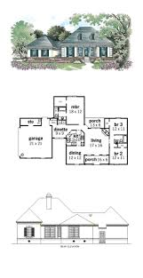 Brick Colonial House Plans by 52 Best Colonial House Plans Images On Pinterest Colonial House