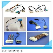 china factory customized nissan 20 pin iso wire harness for audio
