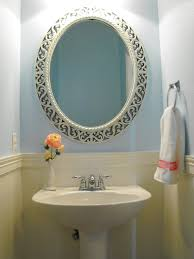 a little of this a little of that powder room reveal part 2