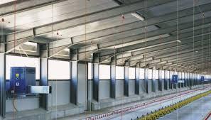 riscaldamento per capannoni sistemi di riscaldamento sperotto