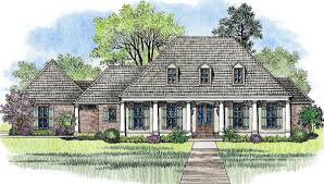 southern house 4 bed southern house plan with vaulted ceilings 56418sm