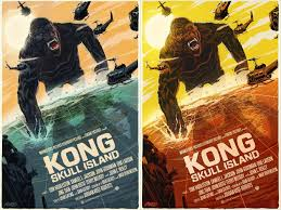family guy john goodman thanksgiving the blot says kong skull island screen print by francesco
