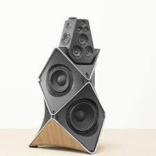 cool looking speakers bang and olufsen beolab 90 speakers designboom 06 industrial