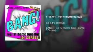 frasier theme instrumental youtube